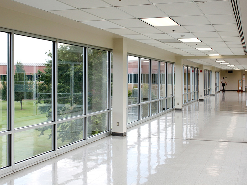 Commercial Window Cleaning, Janitorial Office Cleaning Company & Services Brampton - New Look Maintenance