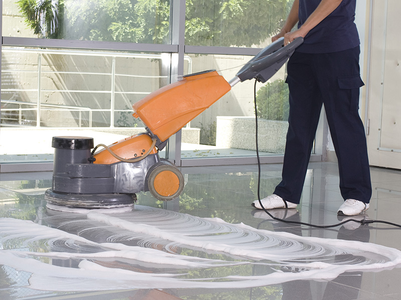Floor Stripping & Waxing Services, Janitorial Cleaning Company Brampton- New Look Maintenance